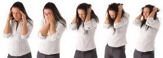 виды головной боли