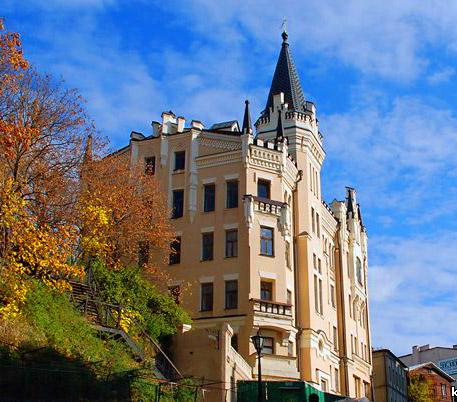 замок ричарда1