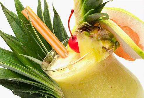 коктейли для похудения рецепты