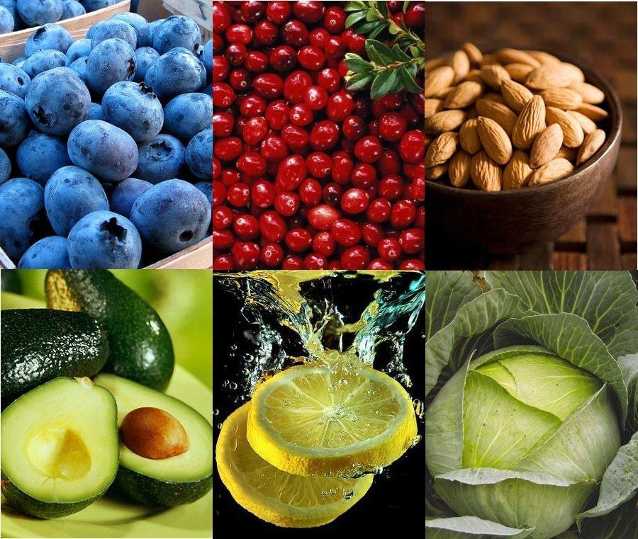 какой овощ понижает холестерин