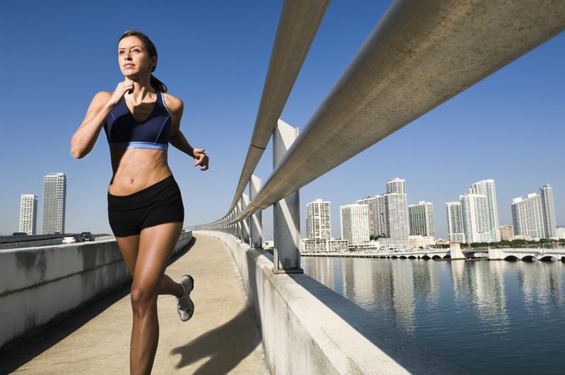 Как нужно бегать, чтобы похудеть?