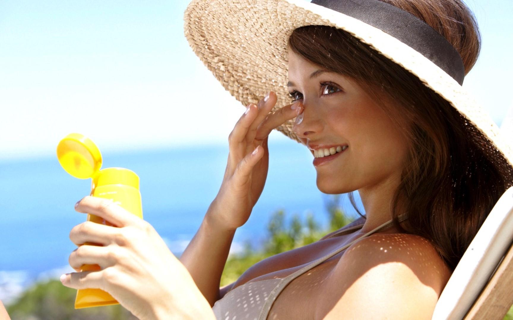 Как защитить кожу от ультрафиолета?