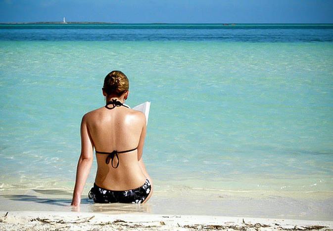 Что почитать на пляже