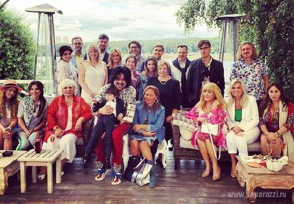 Анастасия Стоцкая прокомментировала сходство сына сребенком Киркорова