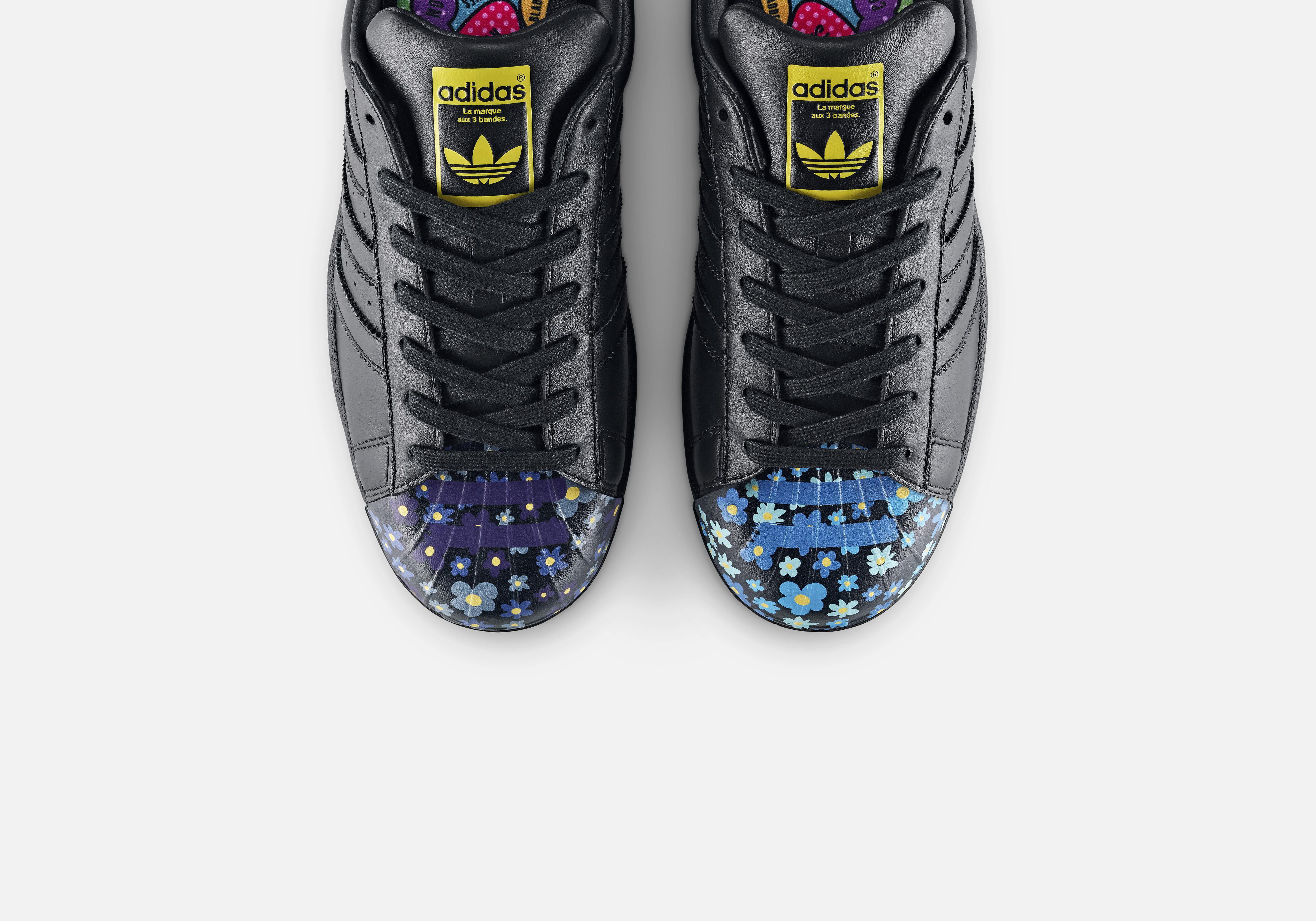 Коллекция Supershell Artwork - adidas Originals совместно с Фарреллом Уильямсом