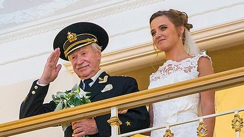 Иван Краско поведал, как провел первую брачную ночь