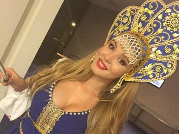 Русская модель Валентина Расулова вошла в 10-ку самых красивых девушек планеты