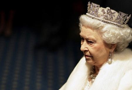 ЕлизаветаII сегодня будет самым продолжительно правящим монархом вистории англии