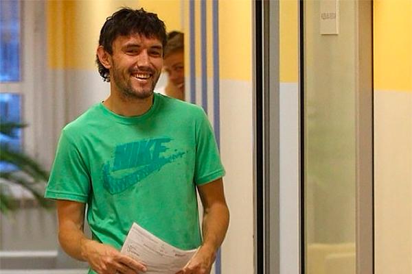 Супруга футболиста Юрия Жиркова подарила ему богатыря