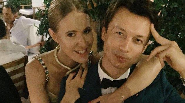 Миллиардер Олег Тиньков поведал, что Собчак беременна