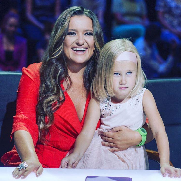 Наталья Могилевская «созрела» для материнства и желает усыновить ребенка
