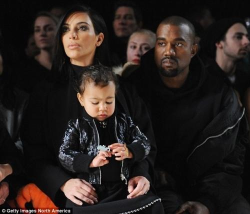 Ким Кардашьян иКанье Уэст ждут сына