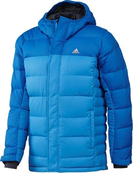 Забудь про холод вместе с adidas Climaheat