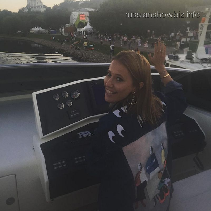 Ксения Собчак планирует эмигрировать изстраны