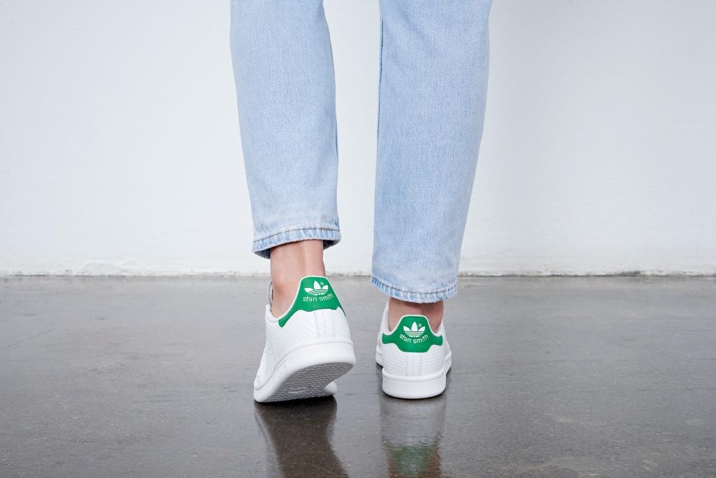 adidas Originals представляет женские кроссовки Stan Smith Honeycomb Gloss