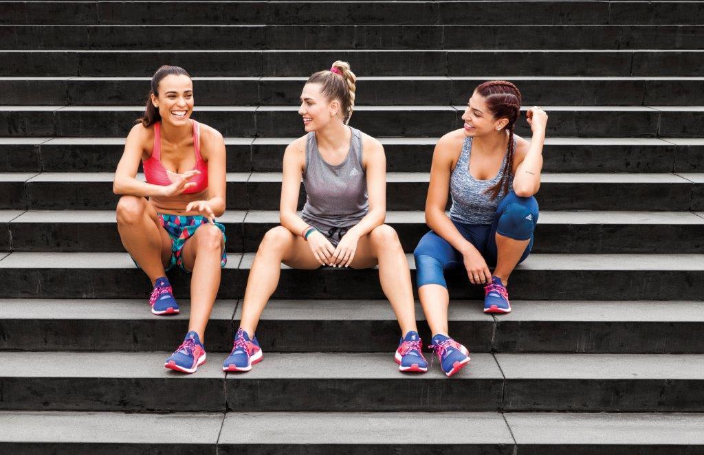 adidas PureBOOST X – революционные беговые кроссовки для женщин