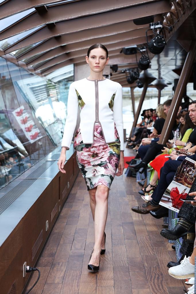 Jessica Minh Anh's Summer Fashion Show LaFress 1