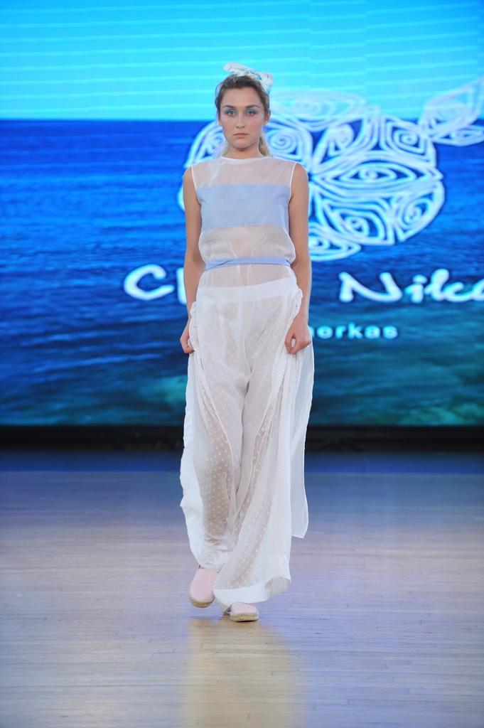 Cher Nika by Cherkas представил круизную коллекцию в рамках Odessa Holiday Fashion Week