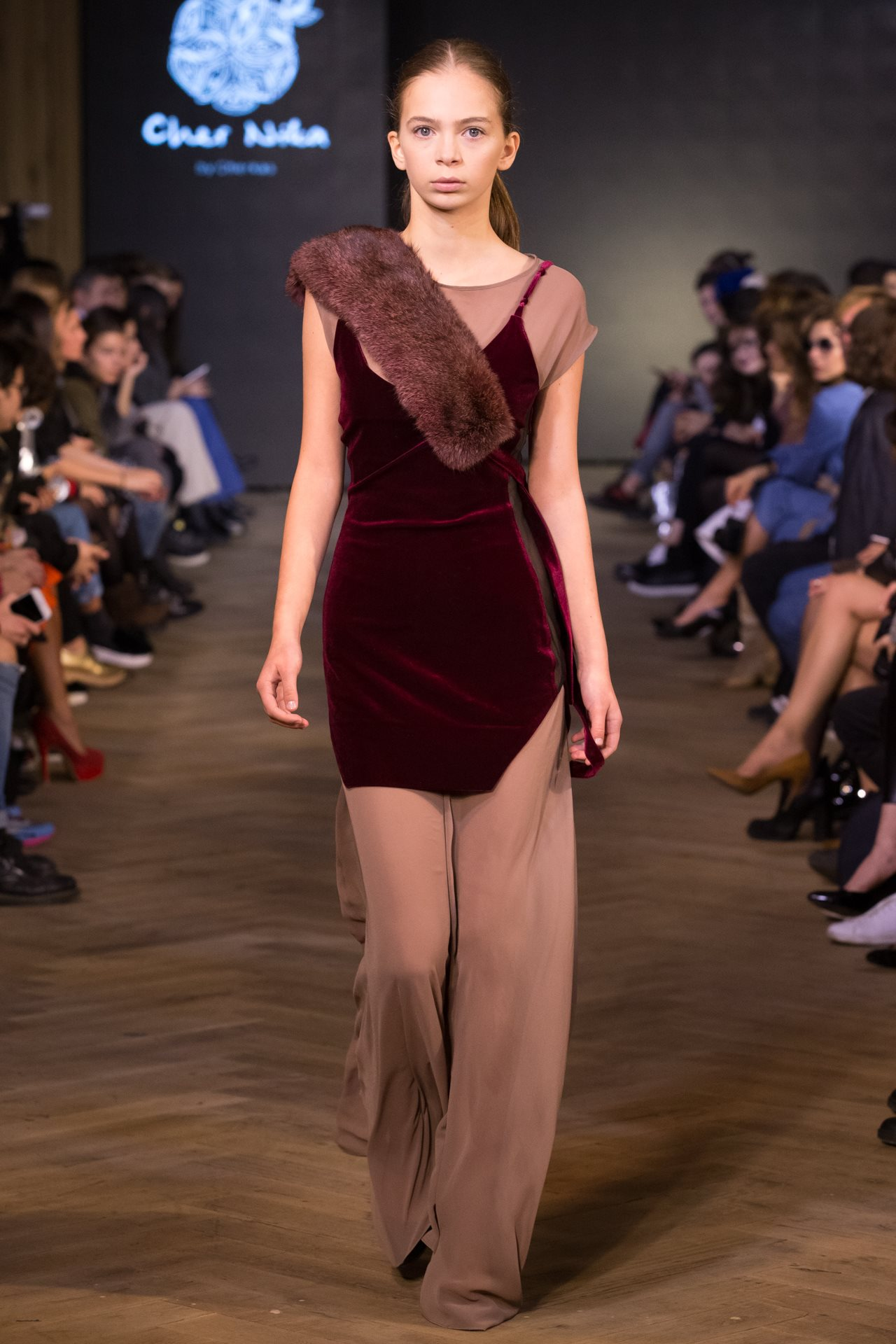 Cher Nika by Cherkas представил коллекцию в рамках Tbilisi Fashion Week