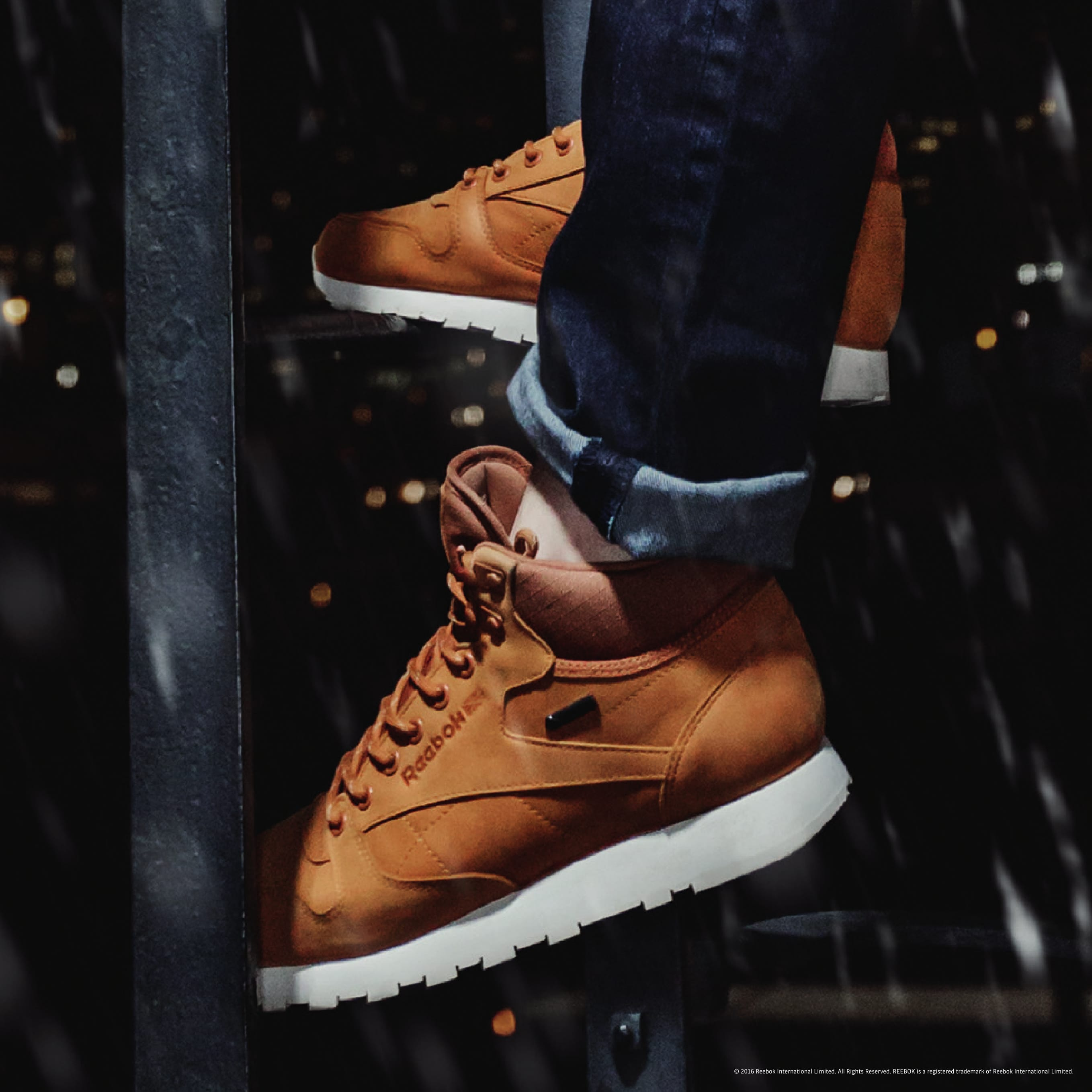 CLASSIC LEATHER MID GORETEX