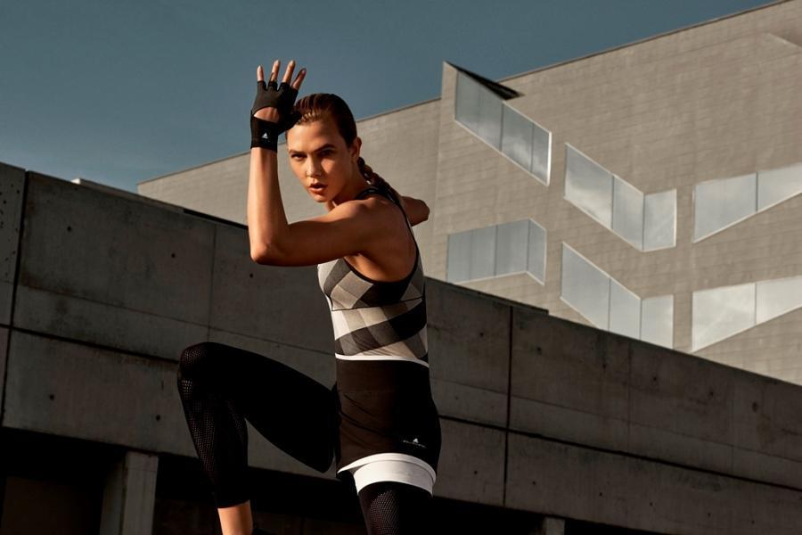 adidas by Stella McCartney представляет коллекцию осень-зима 2017 специально для креативных тренировок