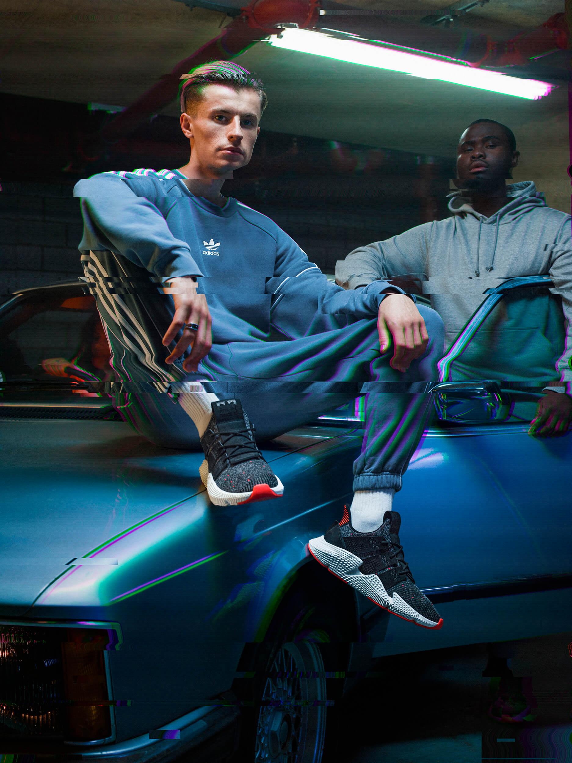 adidas Originals представляет новый силуэт Prophere