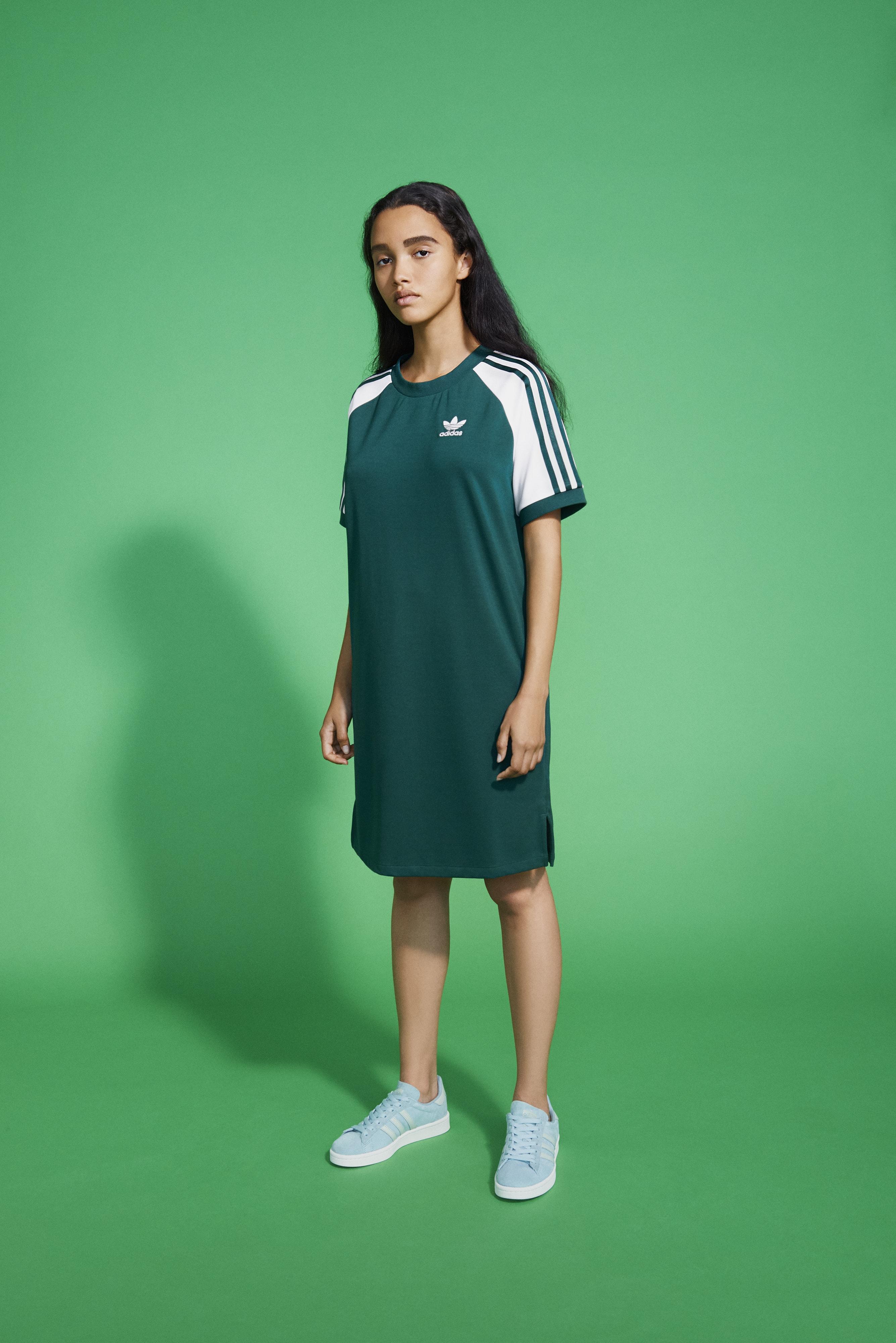 adidas Originals представляет культовую линейку adicolor сезона весна-лето 2018