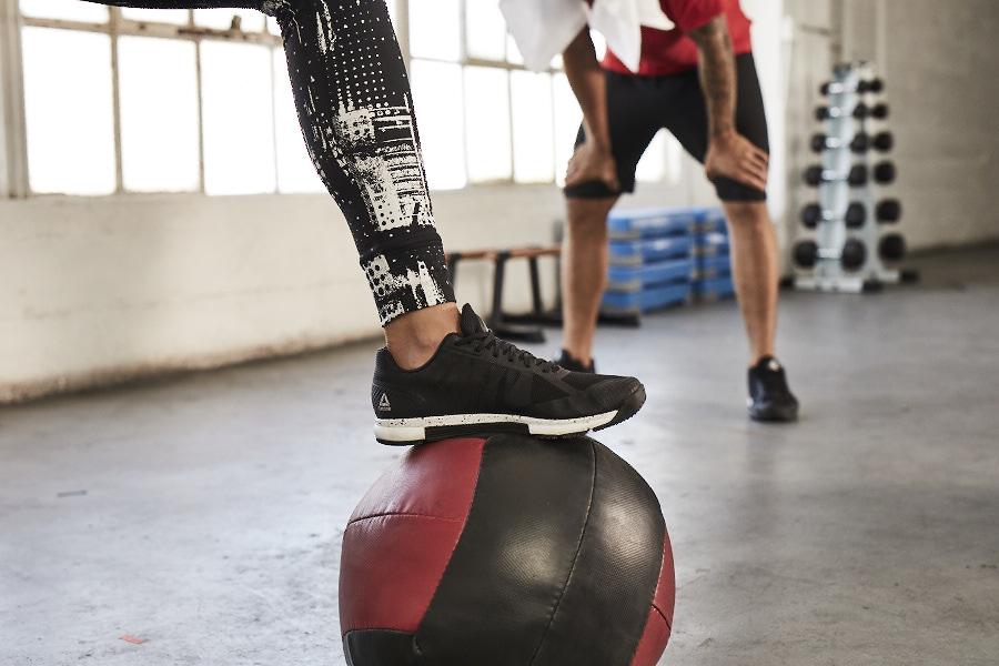 Функциональные тренировки стали еще удобнее в кроссовках Speed TR от Reebok