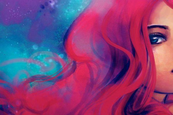 Хищный красный - цвет волос для новой жизни