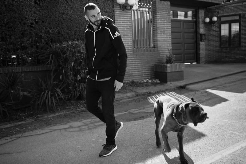 adidas Athletics представил новую версию худи Z.N.E. Fast Release