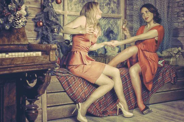 Новогоднее волшебство чисто по-женски