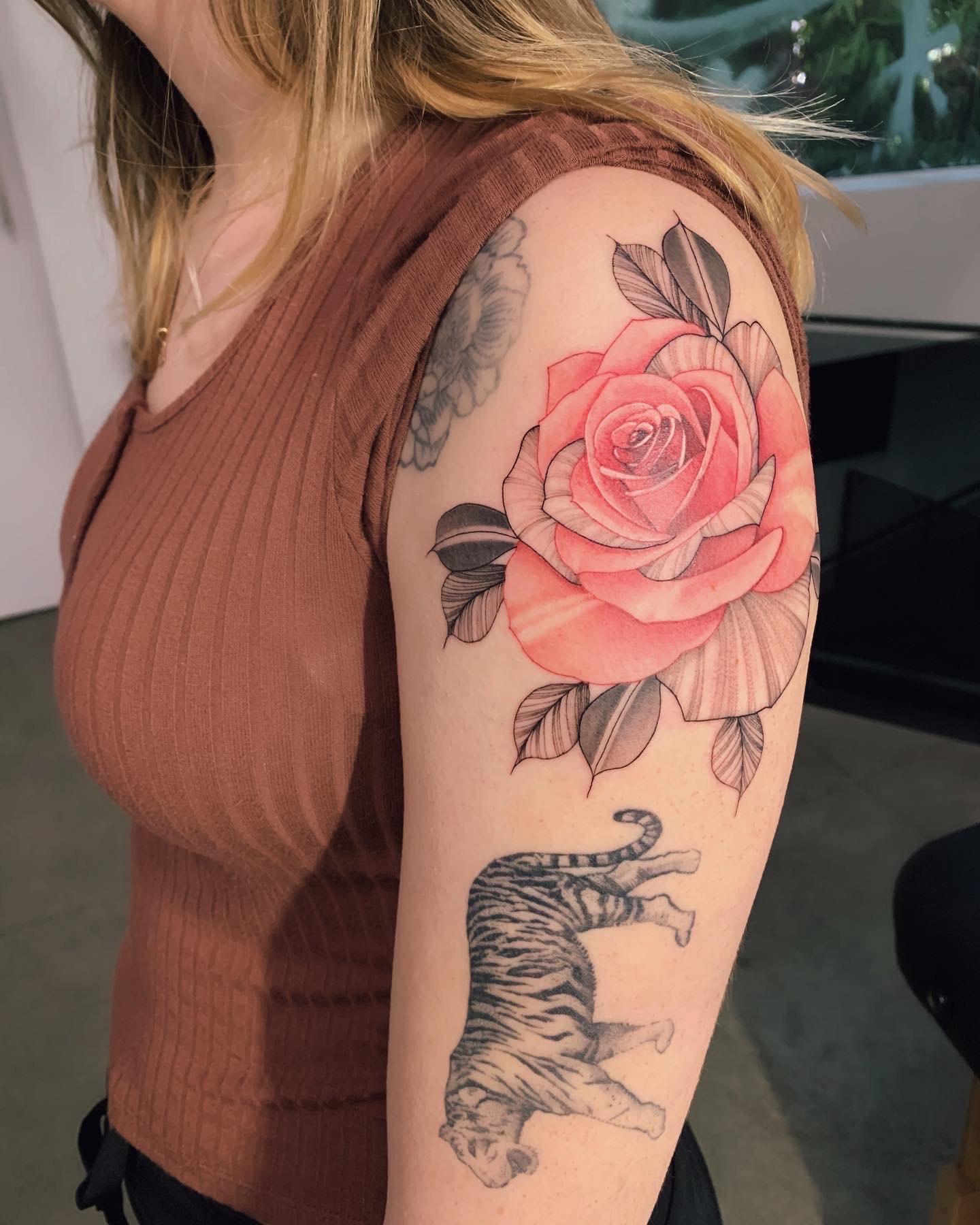 Nora ink. Интервью с одной из лучших тату-колористов в мире
