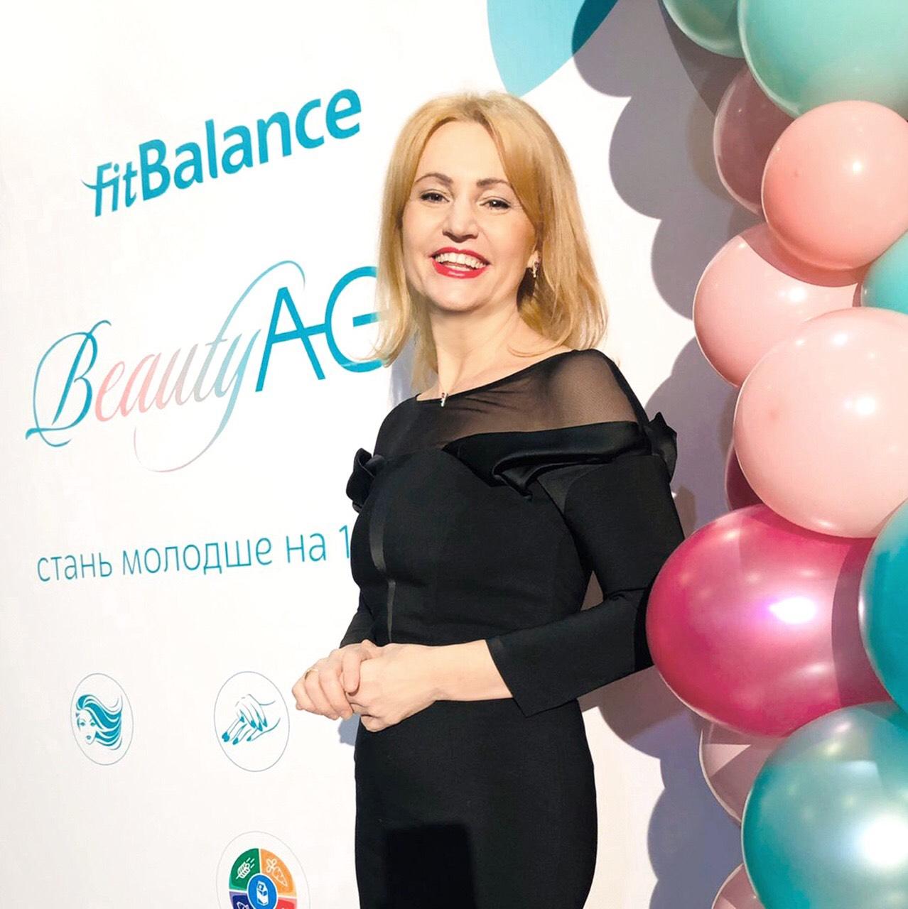 Светлана Спивакова выпустила линию косметики «Beauty Age – красивый возраст»