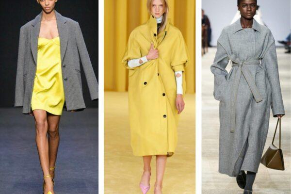 Модные цвета 2021 года