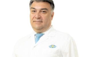 Игорь Эрикович Азнаурян - детский офтальмолог и офтальмохирург, доктор медицинских наук, профессор и основатель детских глазных клиник «Ясный Взор».